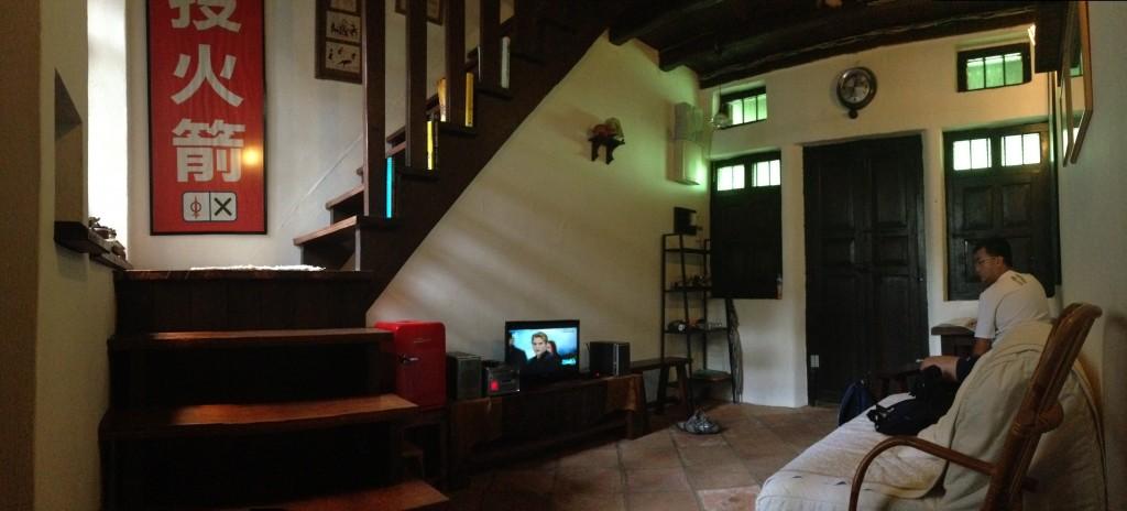 Lorong Chulia Heritage House